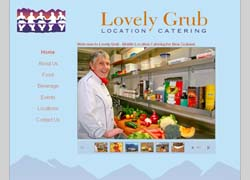 Lovely Grubb Location Catering