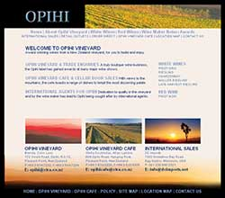 Opihi Vineyard and Cafe